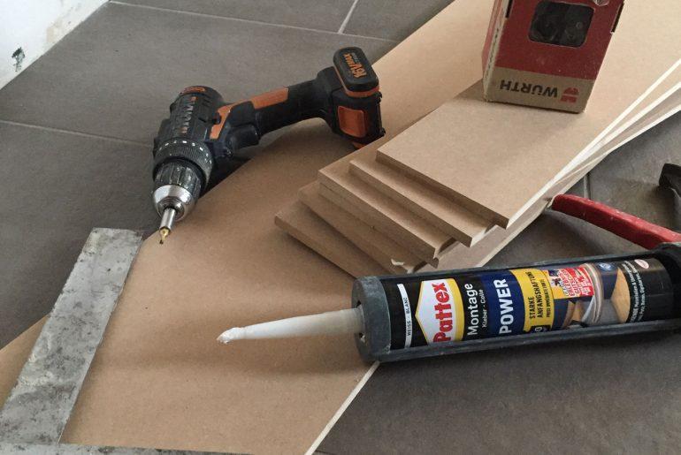 Wie Wandvertäfelung selber bauen?