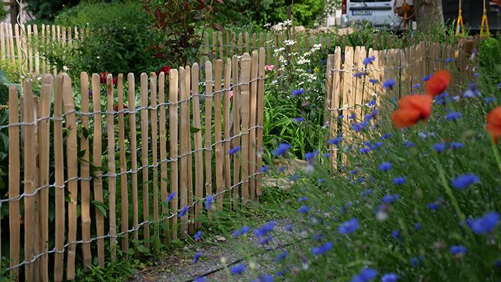 5 Schritte Zum Perfekten Staketenzaun Für Deinen Garten