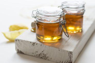 Honig aus Waben